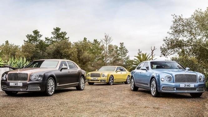 Không có gì ngạc nhiên khi Bentley Mulsanne thế hệ mới sẽ được phát triển với mô hình chạy điện