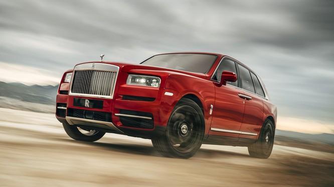 Mức giá đề xuất của Rolls-Royce Cullinan sẽ bắt đầu từ 325.000 USD