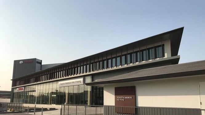 Toyota Nankai Hải Phòng đã chính thức trở thành cơ sở kinh doanh thứ 50 của Toyota Việt Nam