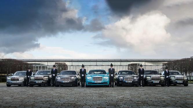 Trong giai đoạn công nghệ tự lái đang phát triển, Rolls-Royce muốn tạm thời đứng ngoài cuộc chơi