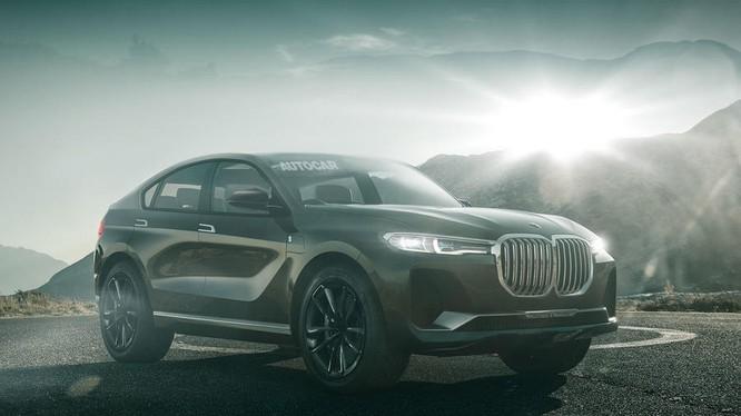 Chỉ đến năm 2020, chúng ta mới biết được BMW X8 là một phiên bản Coupe 4 cửa của X7 hay là một phiên bản kéo dài trục cơ sở của chiếc SUV này.