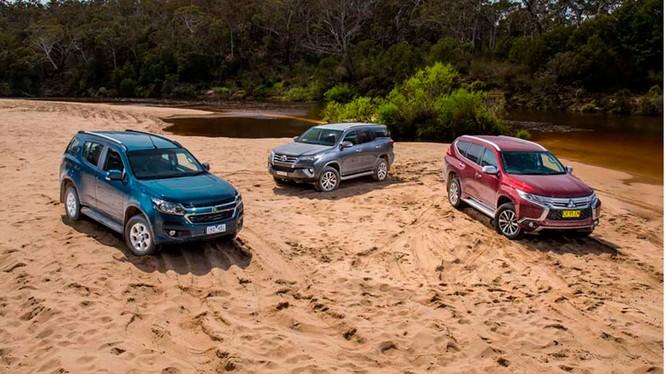 Những chiếc SUV ngày nay giờ đã có thiết kế đẹp và hấp dẫn hơn rất nhiều. (Ảnh minh họa)