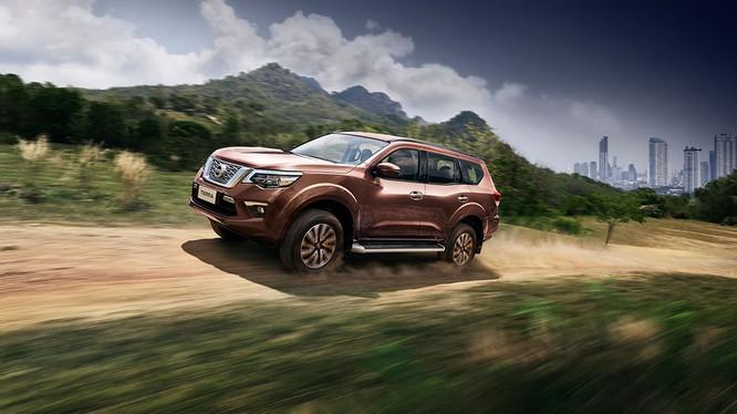 Giá bán của Nissan Terra hoàn toàn mới tại thị trường Philippines được dao động từ 650 - 910 triệu đồng tùy từng phiên bản.