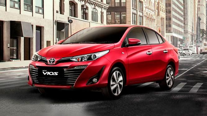 Sự xuất hiện sắp tới của Toyota Vios 2018 được cho là nguyên nhân khiến TMV tung ra chương trình ưu đãi dành cho mẫu Vios hịen tại. (Ảnh minh họa)