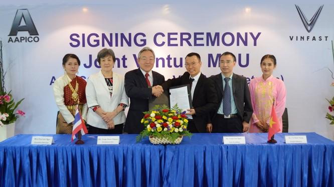 VINFAST sẽ nội địa hóa gần như toàn bộ việc dập và hàn các chi tiết thân vỏ xe, đặt nền tảng cho việc tăng tỷ lệ nội địa hóa, từng bước nâng cao hàm lượng Việt trong sản phẩm.