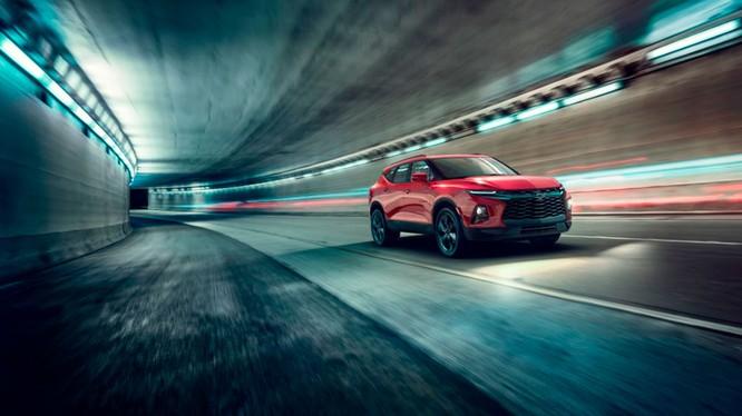 Những ai muốn sở hữu Chevrolet Blazer 2019 sẽ phải đợi đến đầu năm 2019 mới có thể nhận được xe.