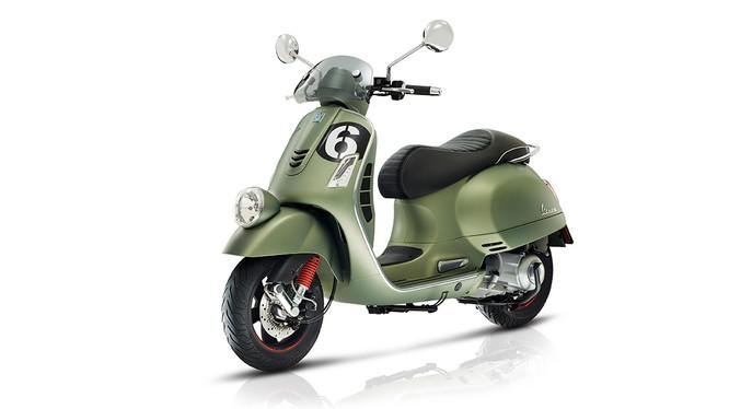 Vespa Sei Giorni phiên bản đặc biệt với số lượng sản xuất hạn chế. (Ảnh: Vespa)