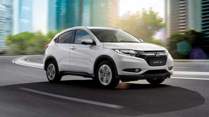 Honda HR-V sẽ bán tại Việt Nam dưới 2 phiên bản gồm 1.8G (tiêu chuẩn) và 1.8L (cao cấp).