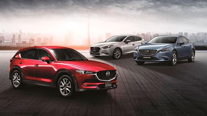 Tập đoàn Mazda khẳng định sản phẩm từ nhà máy Thaco Mazda có chất lượng tương đương với xe được sản xuất tại Nhật Bản.