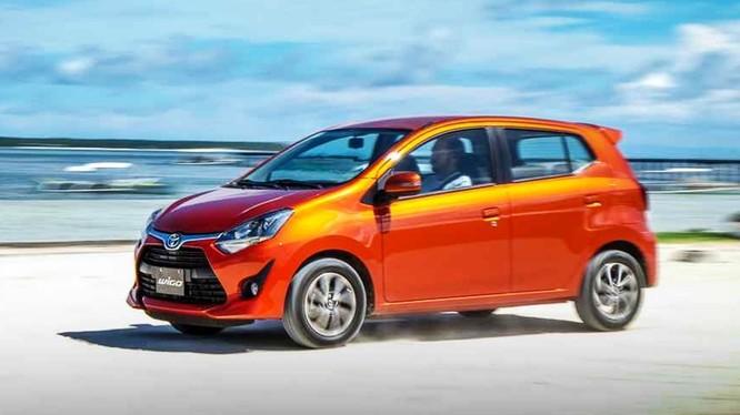 Toyota Wigo 2018 sẽ chỉ có một lựa chọn động cơ 1.2L Dual VVT-i với 2 phiên bản số sàn hoặc số tự động.