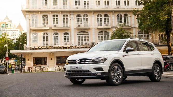 Volkswagen tin rằng Tiguan Allspace 2018 rất phù hợp với thị trường Việt Nam.
