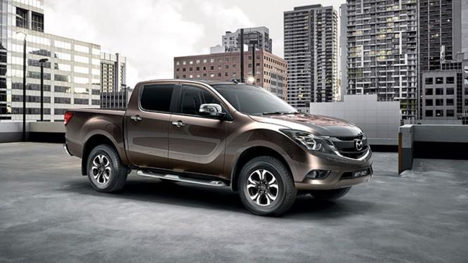 Mazda BT-50 mới sẽ được giao tới tay khách hàng đầu tháng 8 sắp tới.