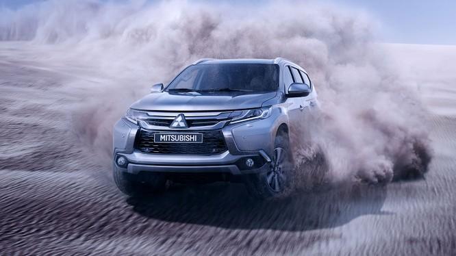 Mitsubishi Pajero Sport có thêm phiên bản máy dầu và dự kiến sẽ được công bố trong ít ngày nữa.