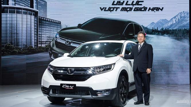 Honda Việt Nam cho biết sẽ chủ động tiến hành kiểm tra tình trạng này trên các mẫu Honda CR-V 2018.
