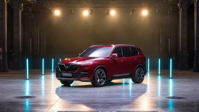 Hai mẫu xe của VinFast được vén màn giới thiệu tại triển lãm ô tô Paris 2018 vào lúc 3h45 chiều ngày 2/10 theo giờ Việt Nam.