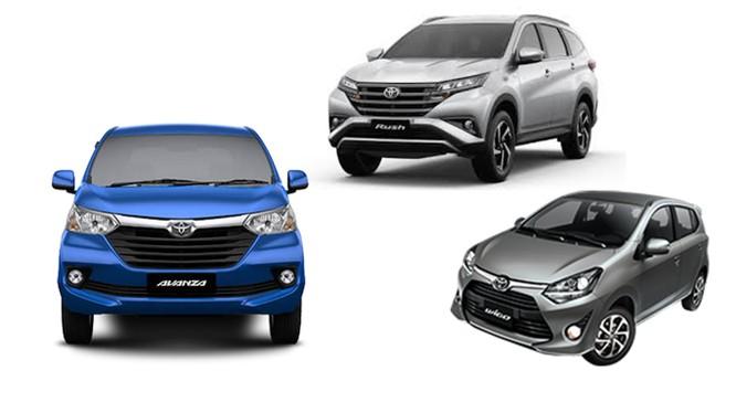 Bộ 3 Toyota Wigo, Avanza và Rush được Toyota Việt Nam kỳ vọng sẽ tiếp tục khuấy đảo thị trường xe Việt.