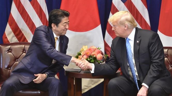 Phía Hoa Kỳ muốn có một thỏa thuận thương mại tự do hoàn toàn với Nhật Bản. (Ảnh: The Japan Times)