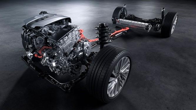 Công nghệ Hybrid sẽ là hướng phát triển tiếp theo của Lexus tại thị trường Việt Nam.