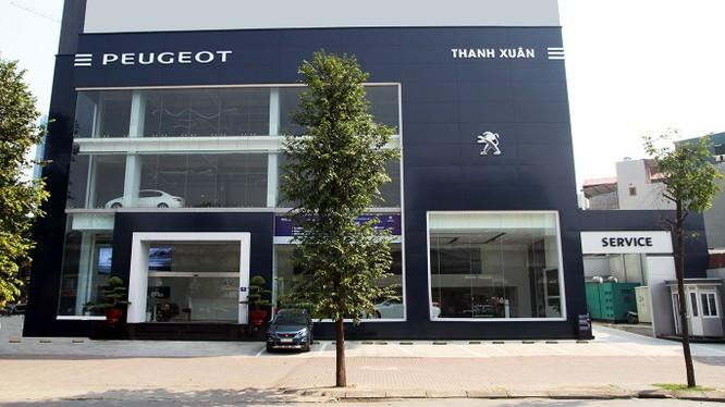 Peugeot có thêm showroom thứ 3 tại Hà Nội