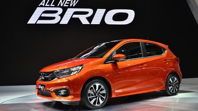 Honda dự tính mang đối thủ của Toyota Wigo về tham dự VMS 2018.