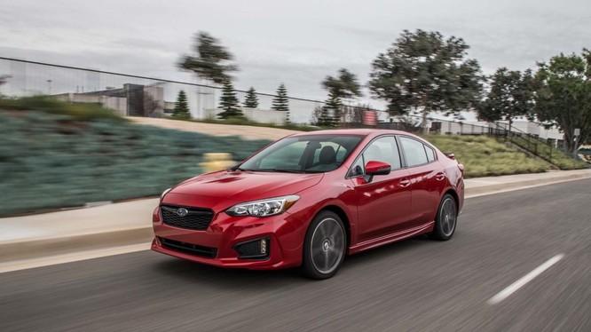Việc triệu hồi của Subaru mới chỉ diễn ra tại thị trường Nhật Bản.