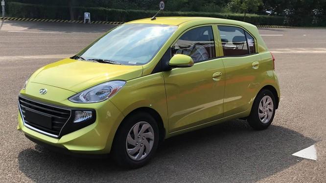 Như vậy, ở phân khúc xe hạng A, Hyundai Thành Công sẽ mở ra cho người dùng có thêm sự lựa chọn xe giá rẻ. (Ảnh: FBNV)