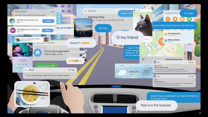 Bất chấp những nguy cơ đến từ việc sử dụng điện thoại di động khi đang lái xe, rất nhiều người trên khắp khu vực Châu Á - Thái Bình Dương thường bỏ qua những cảnh báo này.