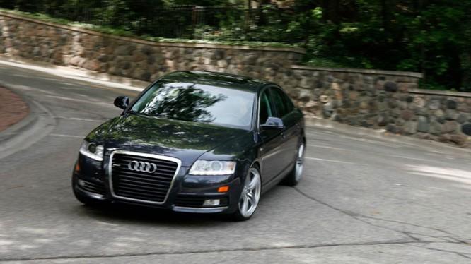 Audi A6 bị triệu hồi tại Việt Nam là các phiên bản từ năm 2009-2011.