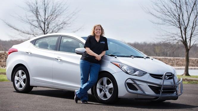 Bí quyết để đạt được cột mốc 1 triệu dặm là phải có một chiếc xe tốt và bảo dưỡng thường xuyên. (Ảnh: Hyundai)