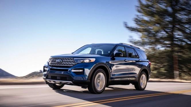 Tại Mỹ, Ford Explorer 2020 sẽ có giá khởi điểm từ 32.765 USD.