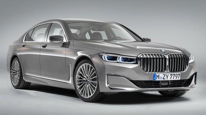 BMW 7-Series 2020 sẽ có màn ra mắt trong ngày 16/1 theo giờ Mỹ.