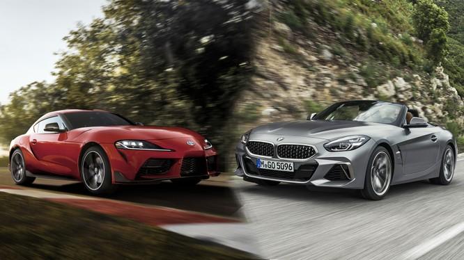 Toyota Supra có giá khởi điểm từ 50.920 USD, BMW Z4 với động cơ I-6 tương đương sẽ bắt đầu từ 64.695 USD.
