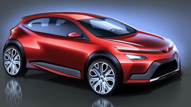 Theo kế hoạch, VinFast sẽ ra mắt dòng xe Premium - viết tắt là Pre vào năm 2020.