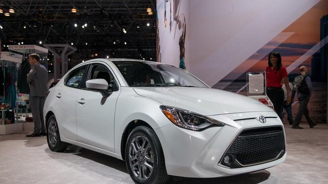 Toyota Yaris hatchback 2020 sẽ có màn ra mắt tại Triển lãm ô tô New York 2019 diễn ra vào tháng 4 tới đây.