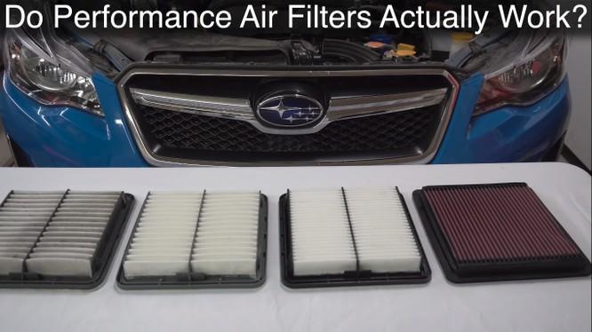 Những bộ lọc gió hiệu suất cao đến từ nhà cung cấp thứ 3 chắc chắn sẽ đem lại những lợi ích về mặt hiệu suất và khả năng tăng tốc của động cơ