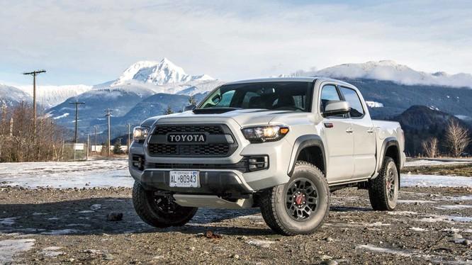 Thương hiệu Toyota vẫn là một tượng đài khó bị đánh bại ở hạng mục giải thưởng xe có giá trị bán lại tốt nhất của KBB.
