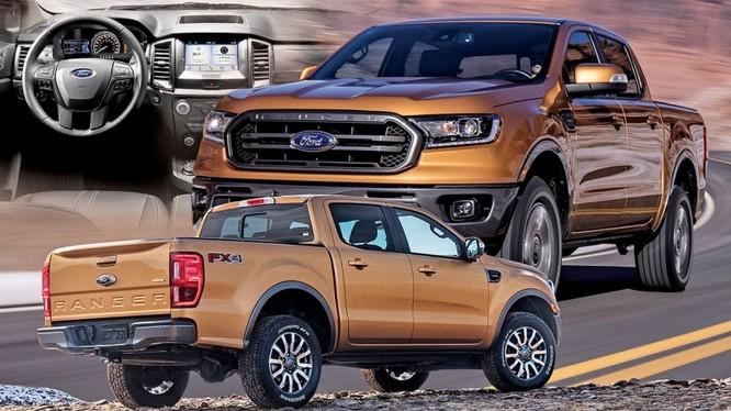 Dự kiến đến hết năm 2019, Ford sẽ bán được khoảng 300.000 mẫu Ranger.