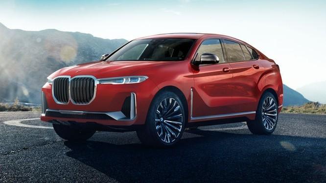 BMW 9-Series sẽ không bao giờ xuất hiện nhưng BMW X8 thì sẽ có.