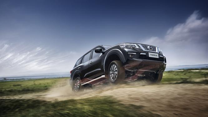 Những khách hàng tại Hà Nội sẽ có cơ hội trải nghiệm Nissan Terra đầu tiên sau đó sẽ tới các khách hàng ở khu vực Tp.HCM.