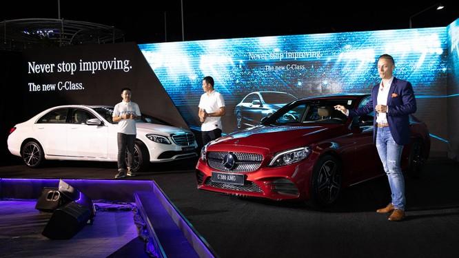 Mercedes-Benz Việt Nam cho biết nâng cấp lớn nhất của C-Class 2019 đều nằm ở dưới nắp ca-pô với thế hệ động cơ hoàn toàn mới.