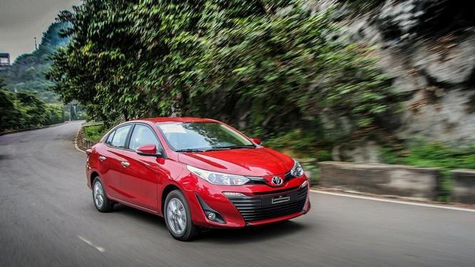 Các chương trình kích cầu mua ô tô đang được Toyota Việt Nam thực hiện dành riêng cho tháng 3/2019.