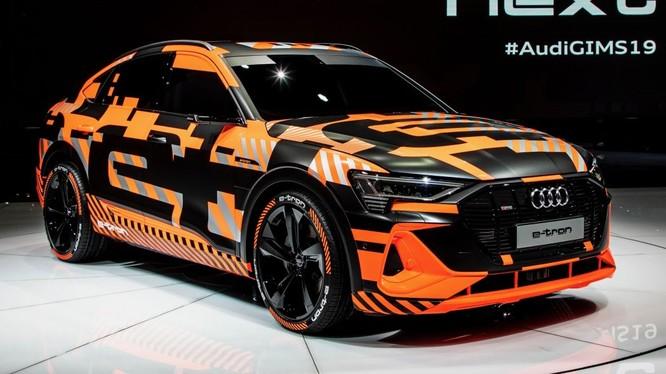 Trong thời gian tới, các mẫu xe điện sẽ là mục tiêu phát triển của Audi.