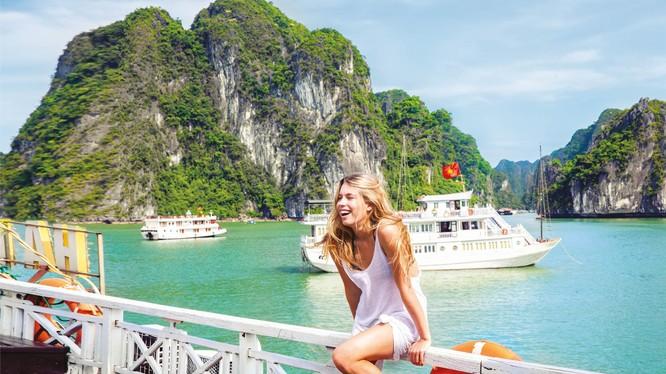 Du lịch Việt Nam đã có sự tăng trưởng trong những năm gần đây (ảnh: Vietnam Travel)