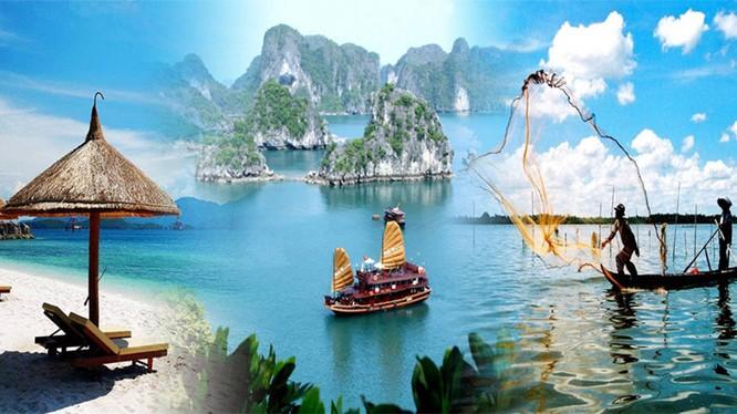 2 năm gần đây các công nghệ thông minh đã thực sự bùng nổ trong lĩnh vực du lịch với sự ra đời của các doanh nghiệp thuần túy công nghệ và liên kết mạnh mẽ với các doanh nghiệp lữ hành, nhà hàng, khách sạn (ảnh minh họa: Advertising Vietnam)