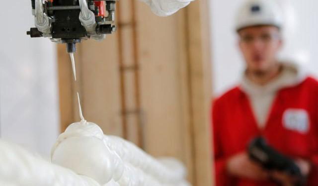 Công nghệ in 3D cho phép xây nhà nhanh và rẻ hơn