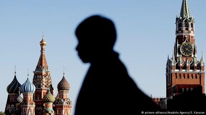 Điện Kremlin đang là mục tiêu tập trận mạng của quân đội Anh