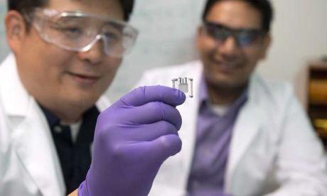 Pin nhiên liệu sinh học hoạt động bằng đường glucose