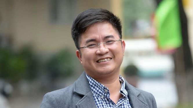 TS Trần Quang Diệu - Giảng viên Học viện Báo chí và Tuyên truyền. Ảnh: NVCC.