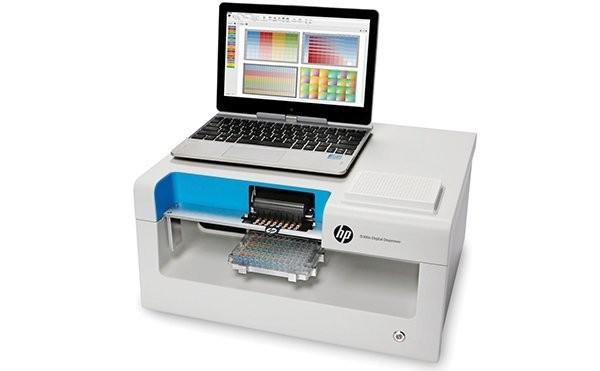 Máy in sinh học ngày càng tinh vi nhờ tiến bộ của công nghệ.