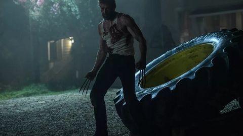 Ảnh: Cảnh trong phim Logan